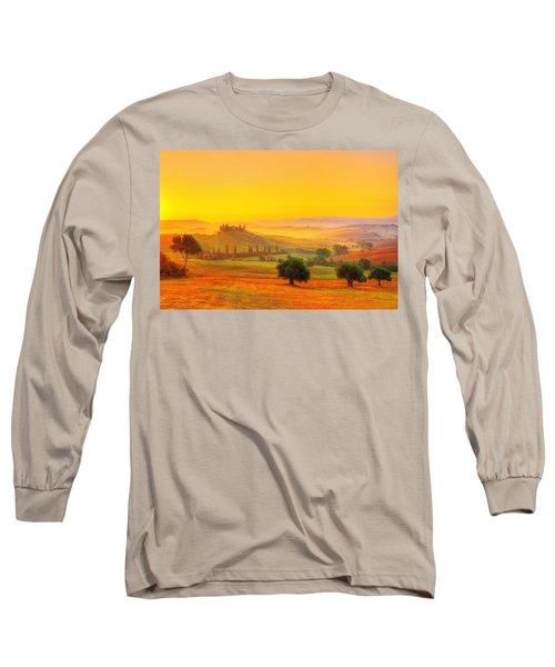 Dance Of Dawn Long Sleeve T-Shirt