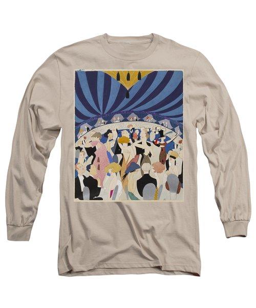 Dancing Couples Long Sleeve T-Shirt
