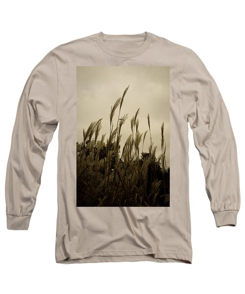 Dancing Grass Long Sleeve T-Shirt