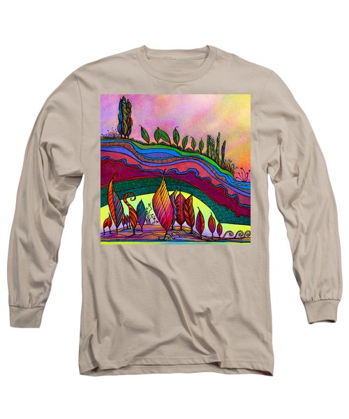 Dancing In The Sunshine Long Sleeve T-Shirt