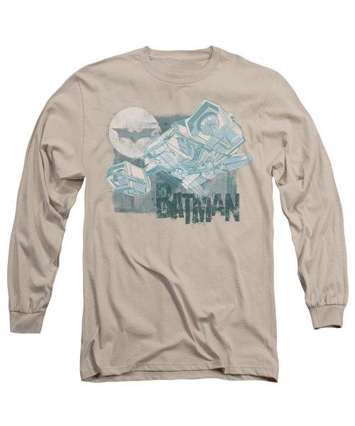 Dark Knight Rises - Signal Return Long Sleeve T-Shirt