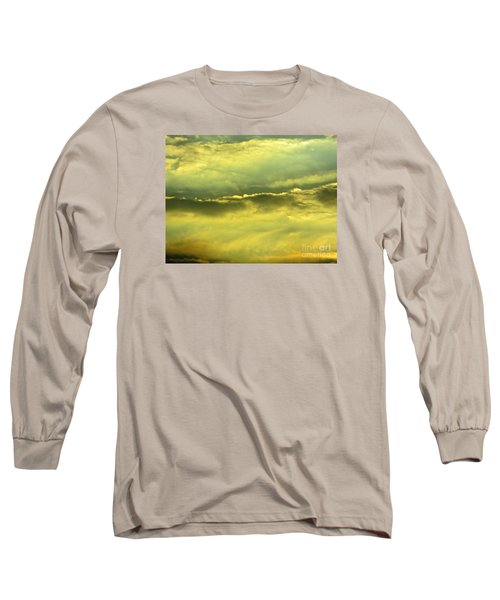 Day Is Done Long Sleeve T-Shirt by Joy Hardee