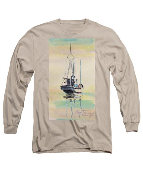 Day Of Rest Long Sleeve T-Shirt by Stan Tenney