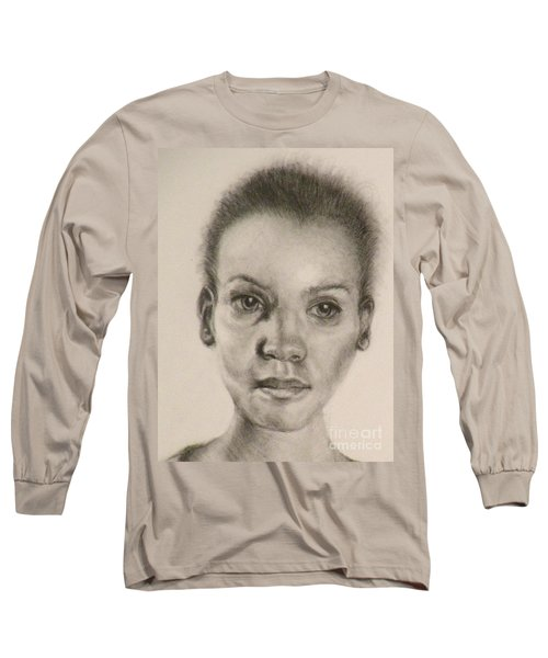 Daydreams Drawing Long Sleeve T-Shirt