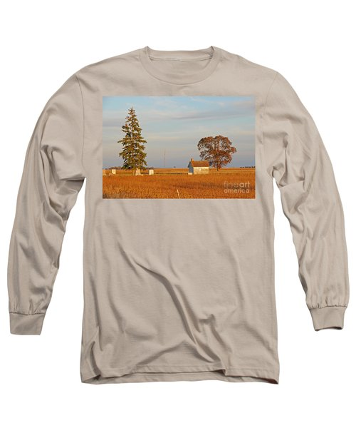 Days End Long Sleeve T-Shirt by Mary Carol Story