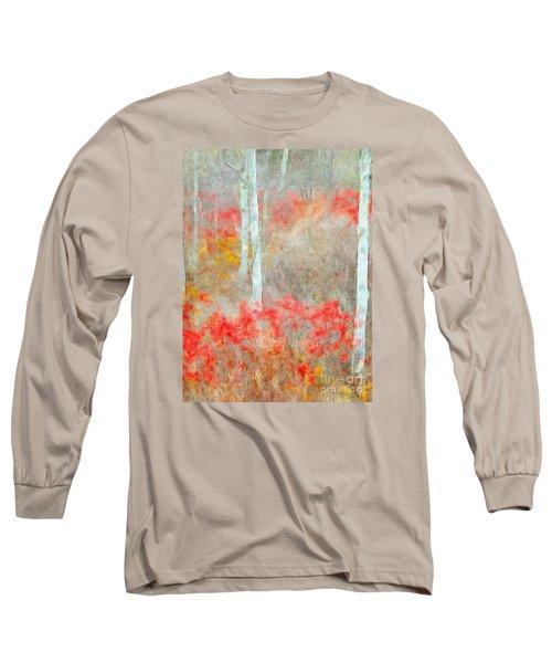 Days Of Autumn Joy Long Sleeve T-Shirt