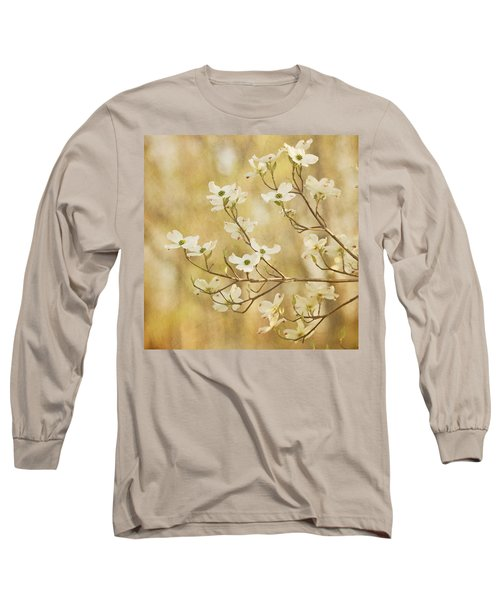 Days Of Dogwoods Long Sleeve T-Shirt