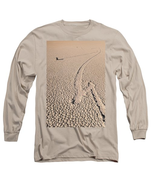 Death Valley Racetrack California Long Sleeve T-Shirt