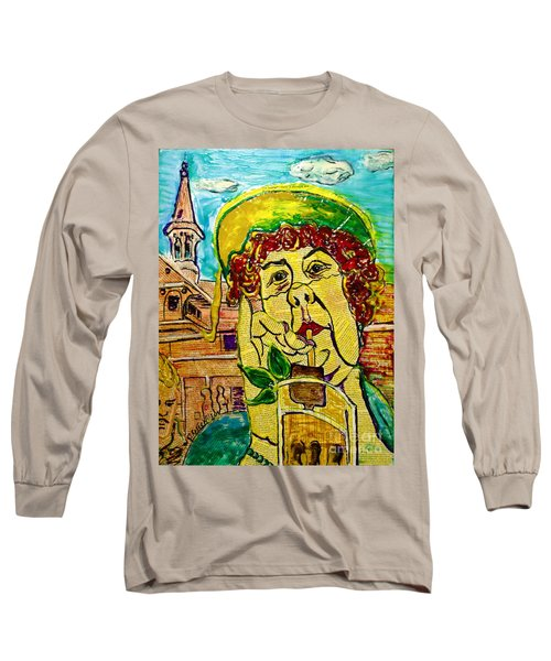 Decadent And Depraved On Derby Day Long Sleeve T-Shirt
