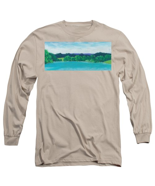 Deep Breath Long Sleeve T-Shirt