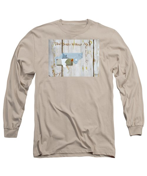 Deer Lease Dilemma Long Sleeve T-Shirt