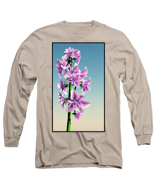 Delicate Flower... Long Sleeve T-Shirt