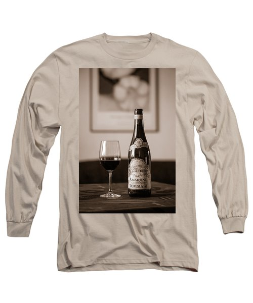 Delicious Amarone Long Sleeve T-Shirt
