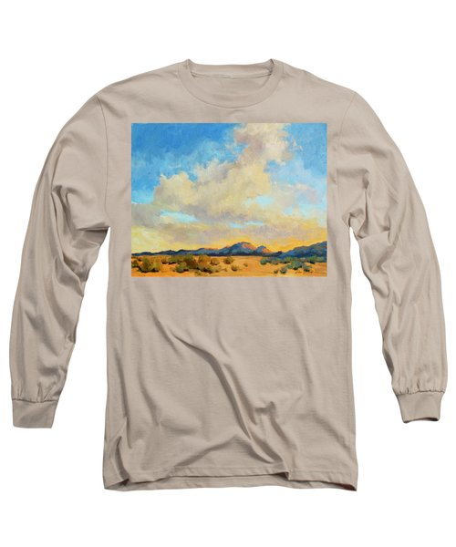 Desert Clouds Long Sleeve T-Shirt