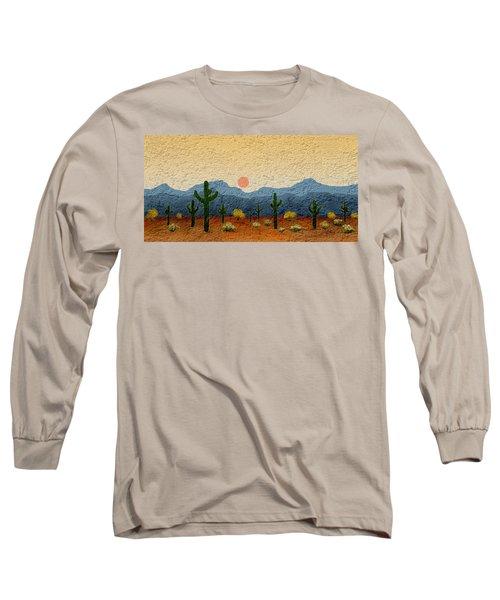 Desert Impressions Long Sleeve T-Shirt