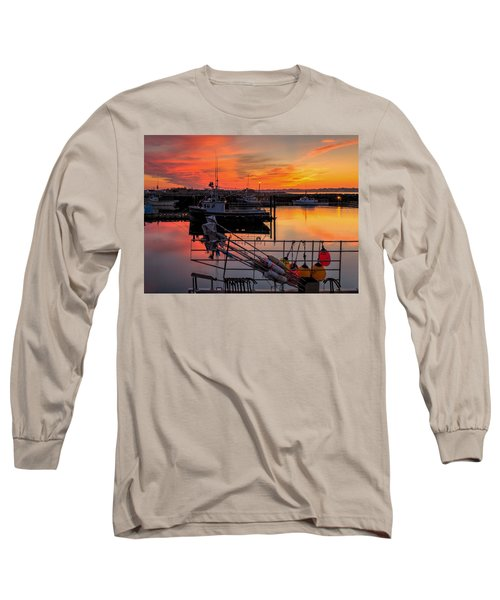 Desired Haven  Long Sleeve T-Shirt