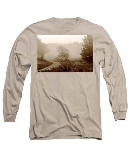 Desolation  Long Sleeve T-Shirt by Bruce Patrick Smith