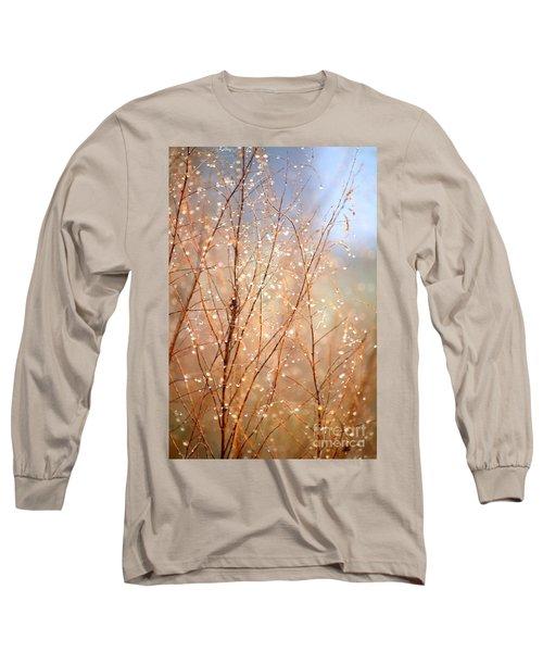 Dewdrop Morning Long Sleeve T-Shirt