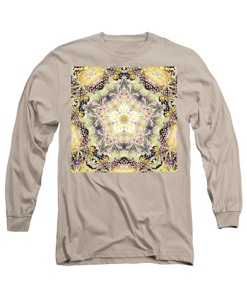 Digmandala Simha Long Sleeve T-Shirt
