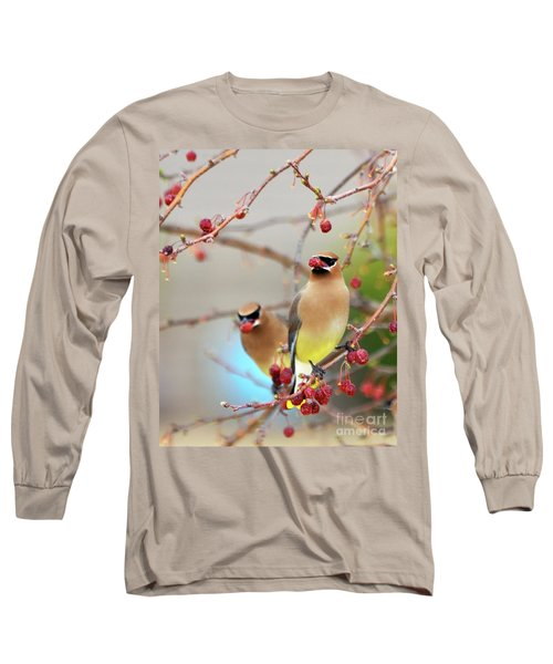 Dinner Date Long Sleeve T-Shirt