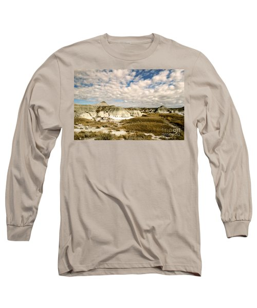 Dinosaur Badlands Long Sleeve T-Shirt