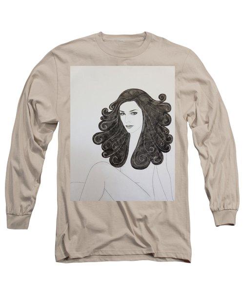 Direct Long Sleeve T-Shirt
