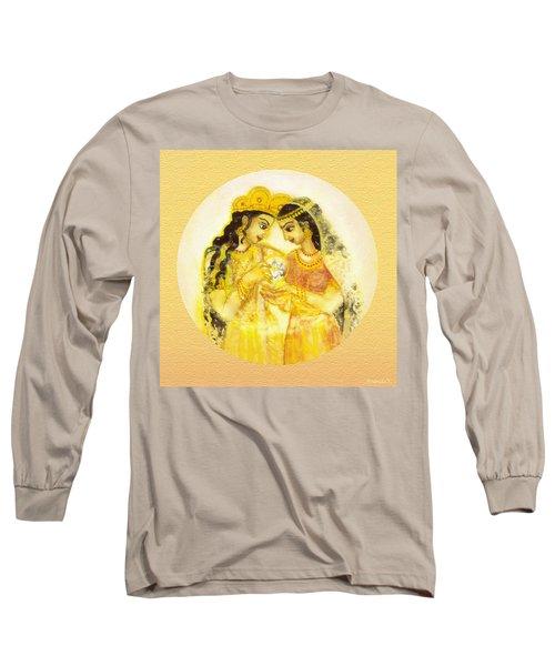 Divine Love - Detail Long Sleeve T-Shirt