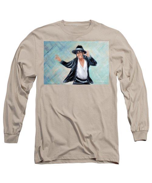 Do You Remember...  Long Sleeve T-Shirt by Oksana Semenchenko