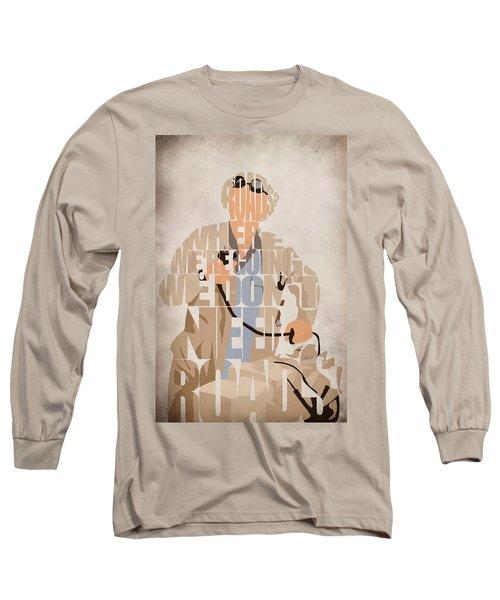 Doc. Brown Long Sleeve T-Shirt