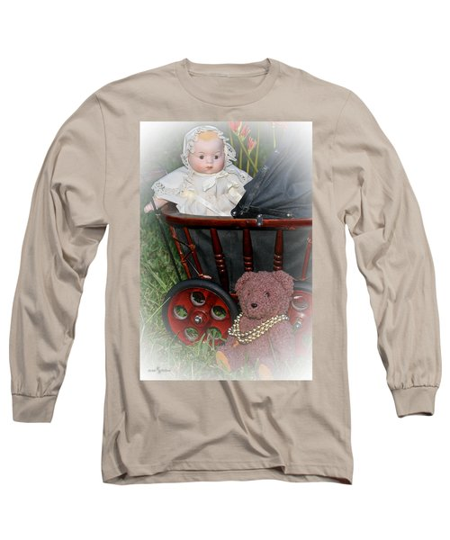 Doll And Teddy Long Sleeve T-Shirt