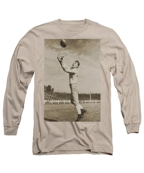 Don Hutson Long Sleeve T-Shirt
