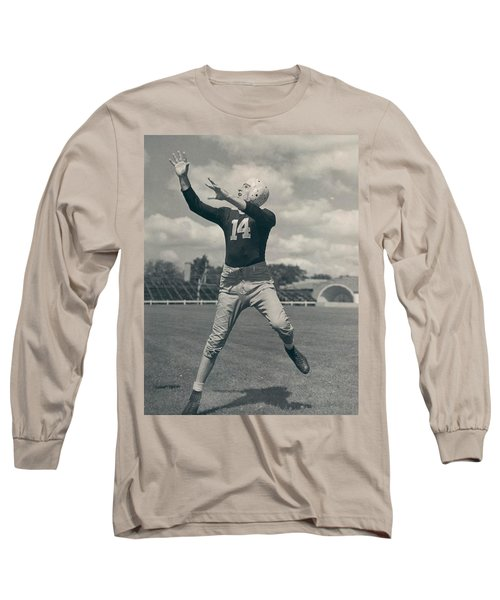 Don Hutson Poster Long Sleeve T-Shirt