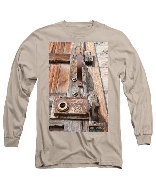 Door Knob Long Sleeve T-Shirt