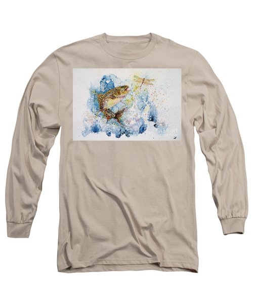 Dragonfly Hunter Long Sleeve T-Shirt