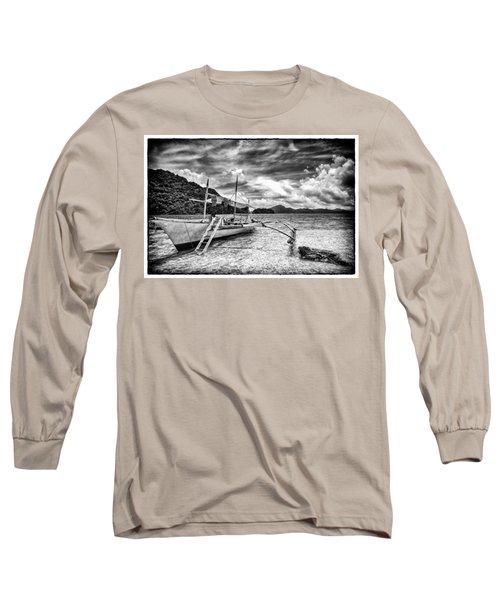 Dream Vacation Long Sleeve T-Shirt