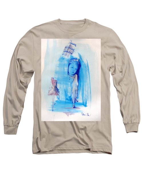 Dreaming Of Pisa Long Sleeve T-Shirt by Laurie L