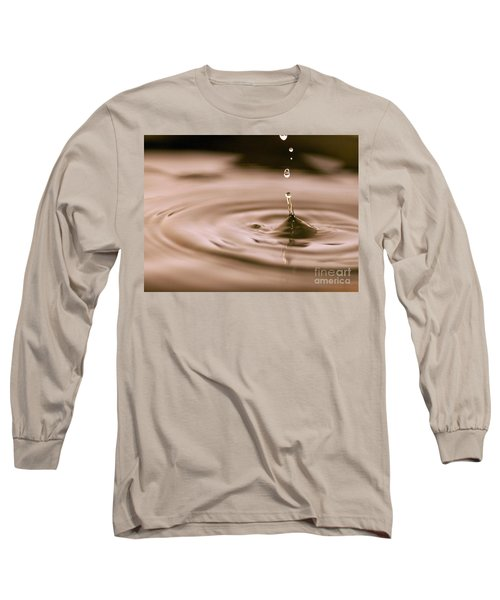 Drip Drop Long Sleeve T-Shirt