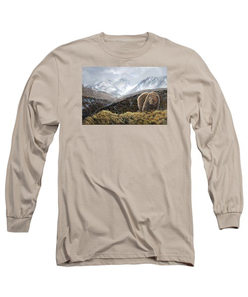 Driven To Rest Long Sleeve T-Shirt