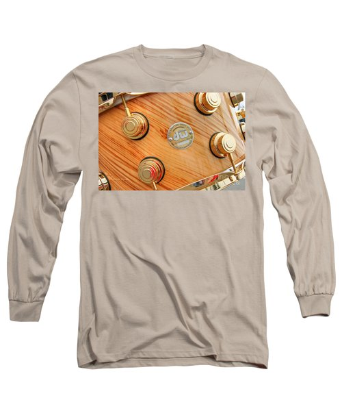Drum Workshop Cayucos 4th Of July Parade Long Sleeve T-Shirt