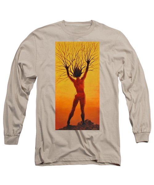 Dryad Long Sleeve T-Shirt