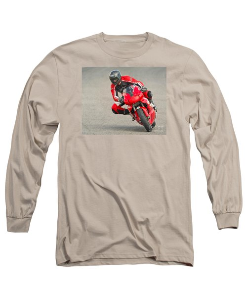 Ducati 900 Supersport Long Sleeve T-Shirt by Jerry Fornarotto