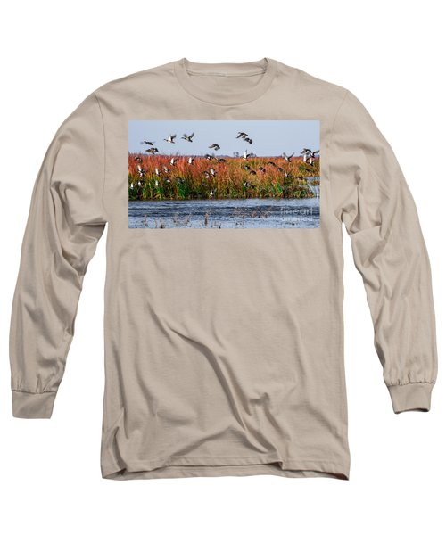 Duck Blind Long Sleeve T-Shirt