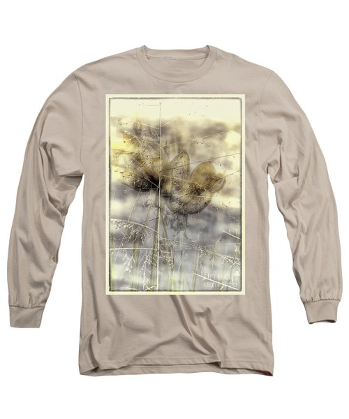 Dune Grass On Yucca Long Sleeve T-Shirt