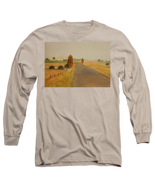 Dungog Area Nsw Australia Long Sleeve T-Shirt by Tim Mullaney