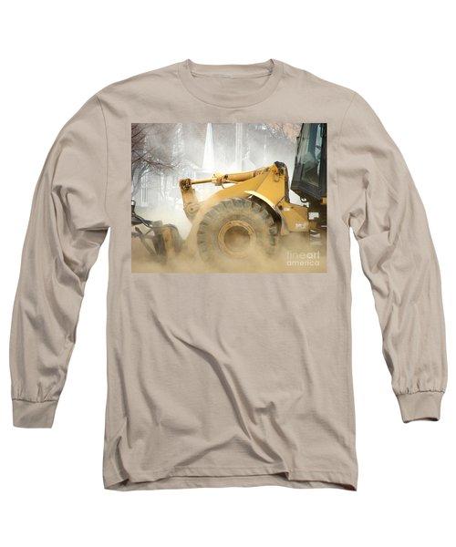 Dust Machine Long Sleeve T-Shirt