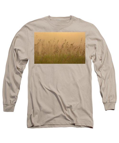 Early Morning Field Long Sleeve T-Shirt