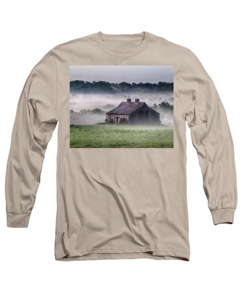 Early Morning In The Mist Standard Long Sleeve T-Shirt