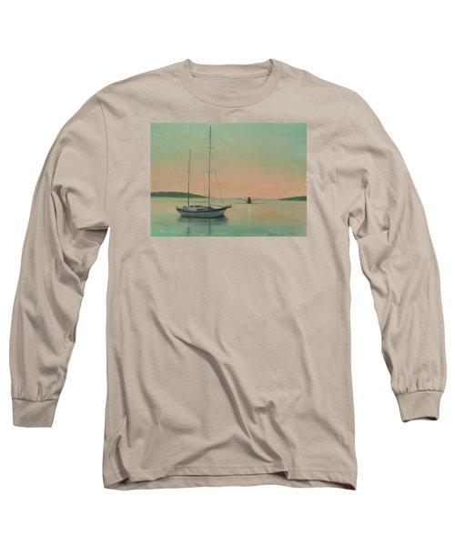 Early Morning Long Sleeve T-Shirt
