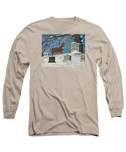 Early Spring Long Sleeve T-Shirt by Jeffrey Koss