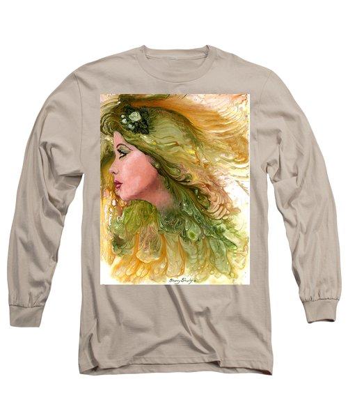 Earth Maiden Long Sleeve T-Shirt